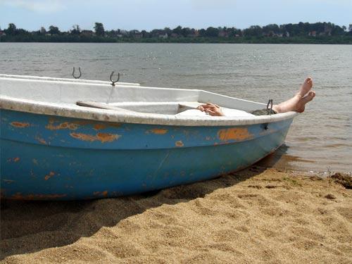 entspannen und erholen am Olbersdorfer See ...